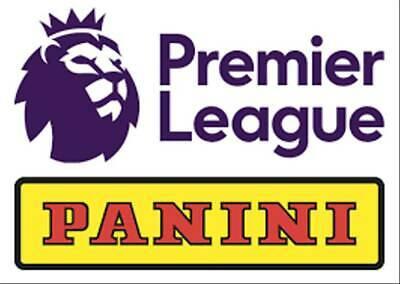 Panini Premier League Football 2020 Stickers Club Badge - Choose Your Sticker