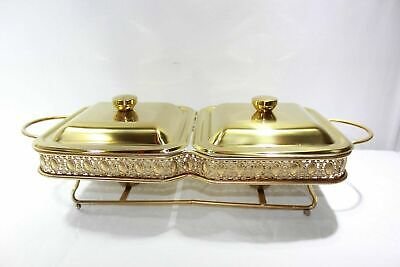 Golden Chafing Dish 1.8L