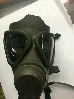 E912 Drager Gas Mask  (Size 2)  Nuclear,Biological and Chemical rated