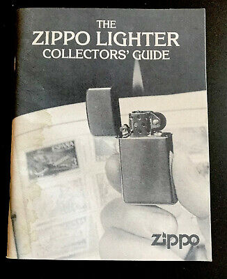 The Zippo Lighter Collectors' Guide Booklet 1996