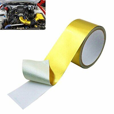 HM&FC 2(IN)x16(FT) Reflect-A-Gold Adhesive Backed Heat (2IN*16FT(5CM*5M))