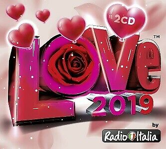 Artisti Vari - Radio Italia Love 2019 - 2 Cd
