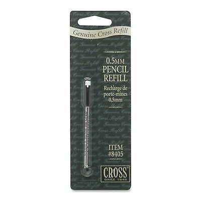 Cross Pencil Lead & Eraser One Refill with 12 Leads and Eraser. NIP