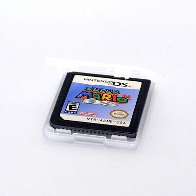 Super Mario 64 DS Nintendo Game Card For DS / DSi / 3DS XL / 2DS US Version US
