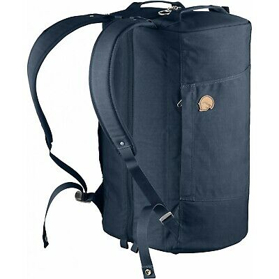Fjallraven Splitpack Unisex Bag Duffle - Navy One Size
