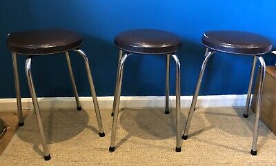 Set of 3 matching stools