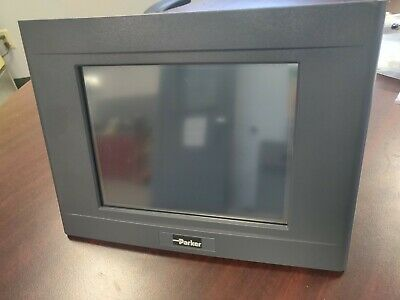 Ctc Parker Automation Pa208T-133 Pa208T Touchscreen Panel Used Good Condition
