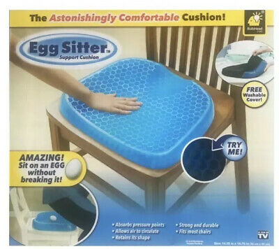 New Original Bulbhead Authentic Egg Sitter Support Cushion Chair Seat Comfort