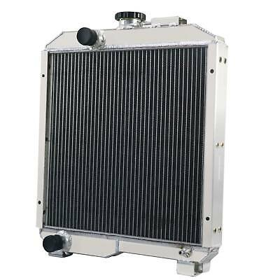 SBA310100630 New Tractor Radiator For Ford New Holland 1715 Model 2 Row Aluminum