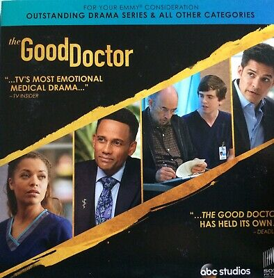 The Good Doctor 2019 DVD Medical Drama Season 2 EMMY FYC 2 Episodes  BRAND NEW
