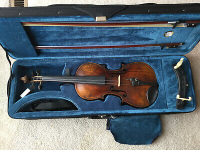 Old Stainer Full Size 4/4 Violin --SUSPEND SHIPPING