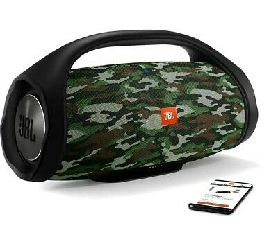 JBL boombox portable bluetooth wireless speaker - Camouflage  £399