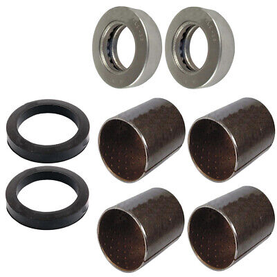 Front Axle Spindle Bushing Bearing Kit Fits Ford Fits Fordson Major Power Super