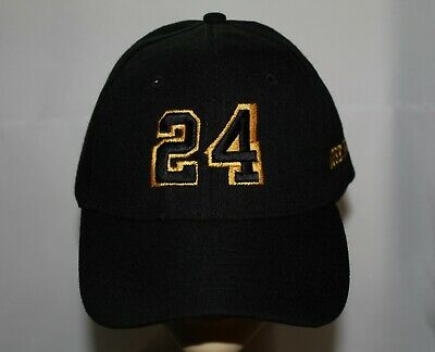 """Kobe Bryant Baseball Cap""""THE LEGEND"""" Heroes Come & Go, But Legends Are Forever"""