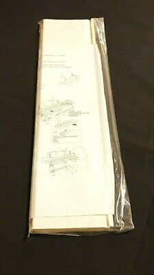 Rare Brother Knitting Machine Parts Accessories Kr 850 900 Ribber Plastic Covers