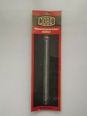 JOBO Colour Thermometer #3321 With Box - Unused & Vintage