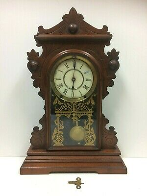 Vintage/Antique Large American Seth Thomas Clock Co. Mantel Clock