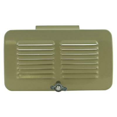 Ford 8N Tractor Air Cleaner/Filter Door/Cover/Grille/Grill/Panel w/ Screw 8N9661