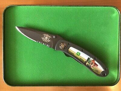 Smith and Wesson folding knife John Deere
