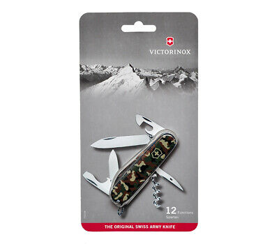 Victorinox Swiss Army Pocket Knife Spartan Camouflage 91Mm 1.3603.94B1