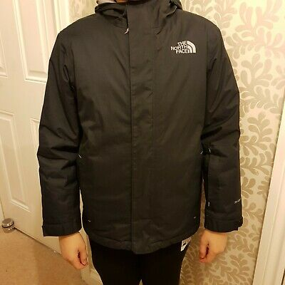 Boys The North Face Jacket Age 10-12 RIPPED ON 1 WRIST
