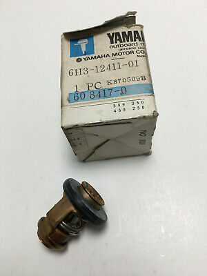 Yamaha Thermostat 60 hp 70 hp Outboard  OEM # 6H3-12411-01