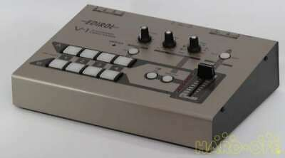 Used Roland EDIROL Advanced Video Mixer V-1 4-Channel switching Easy Operation