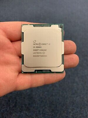 Intel i9 9900X 10 Core CPU - Faulty - Spares & Repairs - Not Working