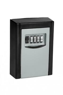 Combination key safe wall mounted with 4 tumbler code BlueSpot 77075