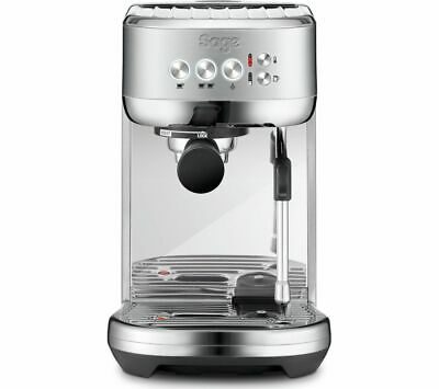 SAGE The Bambino Plus SES500BSS Coffee Machine - Stainless Steel - NEW
