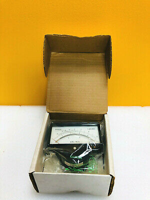 HP / Agilent 1120-1273 Analog RMS Voltmeter. Panel Meter For 400F/L New In Box!