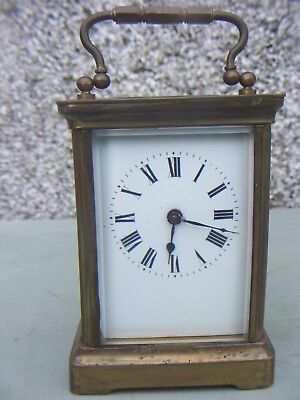 Antique Duverdrey & Bloquel Carriage Clock