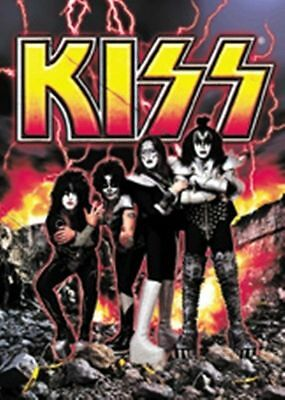 Kiss - Destroyer  Poster