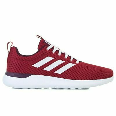 Adidas Lite Racer CLN EE8136 Mens Running Casual Shoes Red Size 9 Free Shipping!