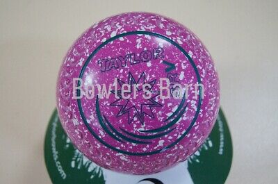 Secondhand Taylor SRV Lawn Bowls - Size 0H - Star
