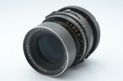 *CLEAN GLASS!!* Mamiya Sekor C MACRO 180mm f/4.5 Lens For RB67 S SD  16323