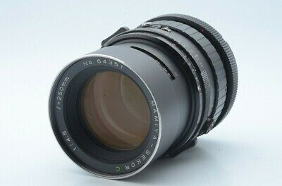 *CLEAN GLASS!!* Mamiya Sekor C MACRO 250mm f/4.5 Lens For RB67 S SD  16320