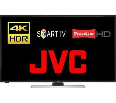 "JVC LT-55CF890 Fire TV Edition 55"" Smart LED TV 4K Ultra HD HDR With Freeview HD"