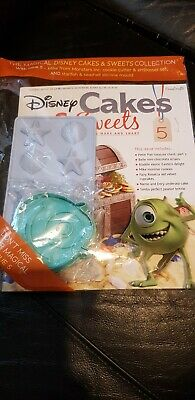Disney cakes and sweets magazines issue 5