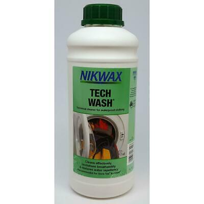 Nikwax TechWash 1 Litre  Other Hiking Clothing (27362)