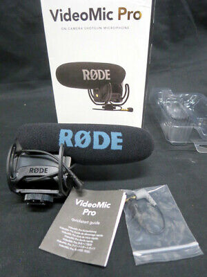 Rode/Apple VideoMic Pro Mobile Kit mic incl. SC4, Rycote Lyre, mint ex-display