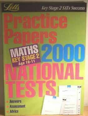 KS2 Practice Test Maths: Mathematics (At Home with the National Curriculum S.),