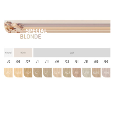 Wella Koleston Perfect Me + Special Blonde Permanent Hair Color + All Color
