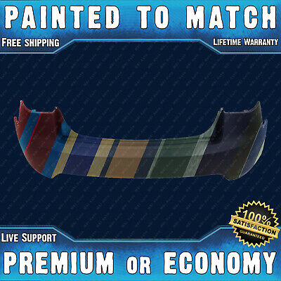 Primered BUMPERS THAT DELIVER Rear Bumper Cover Replacement for 2010-2013 Kia Forte Sedan 10-13 KI1100145