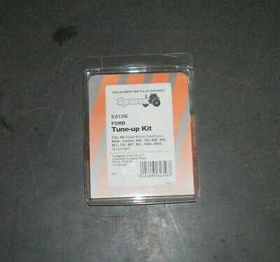 Ford 8N Angle Mount Dist, NAA, 600, 4 Cyl. Tractor Tune Up Kit, S. 61356
