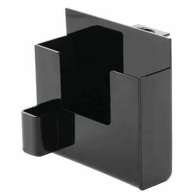 Expressly HUBERT® Black Acrylic Toothpick/Napkin Holder for Sample Center - 6