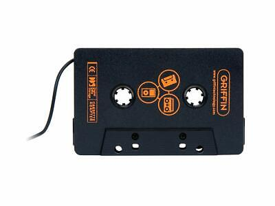 Griffin: DirectDeck Universal Audio Car Cassette Adapte for Smartphones/MP3