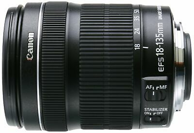 Canon EF-S 18-135mm f/3.5-5.6 IS STM Lens(White box, New)