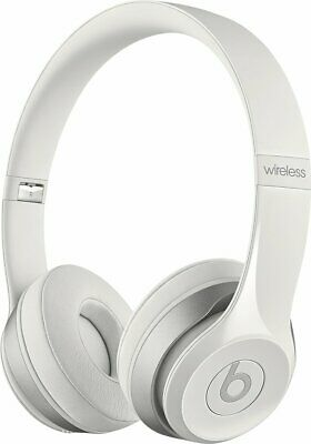 Beats By Dr.Dre solo 2 senza Fili On-Ear Cuffie - Bianco