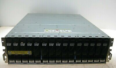 EMC STPE15 VNX5300 Storage Array w/ 8x 600GB HDD, 7x 100GB SSD, 2x 110-140-108B